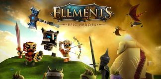 review about elements epic heroes