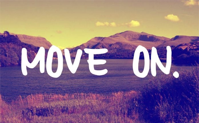 how to move on from your ex