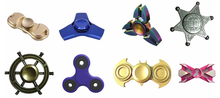 fidget spinner model