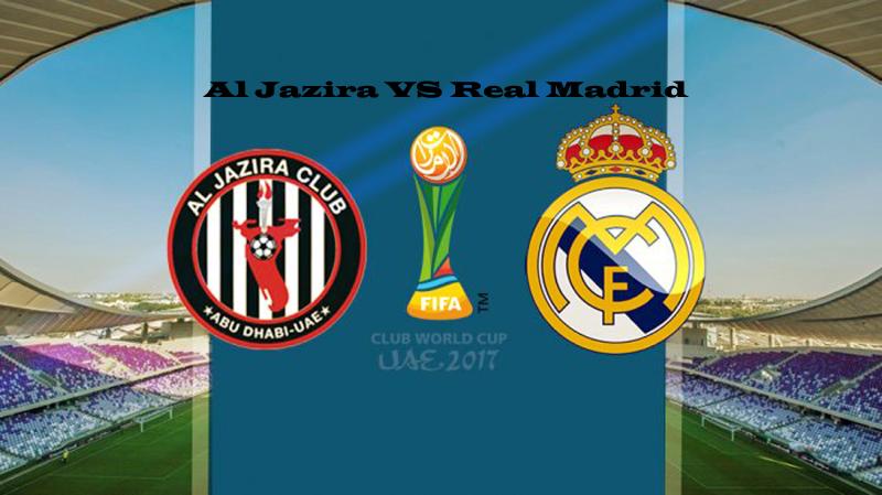 Image Result For Real Madrid Vs Al Jazira
