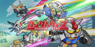 gundam wars review