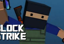 Block Strike Gold Tips