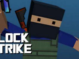 Block Strike Gold Tips