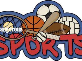 dangerous sports around the world