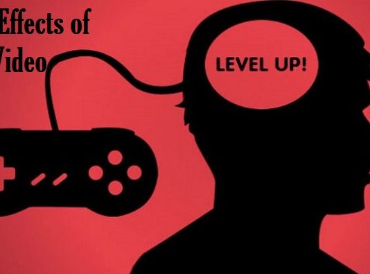 positive effects of playing video games