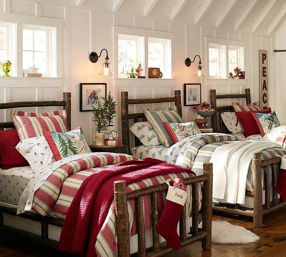 rustic kids bedroom