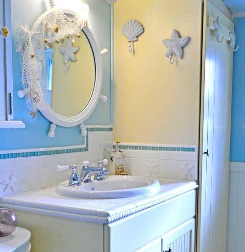 nautical bathroom decor ideas